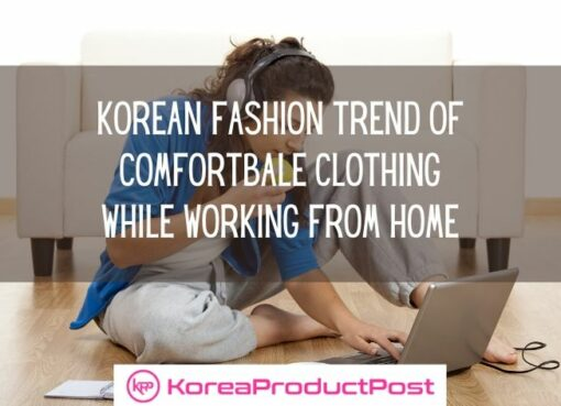 korean fashion trend