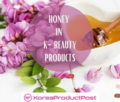 honey in k beauty