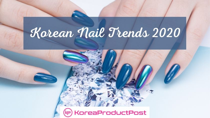 korean nail art nail trends