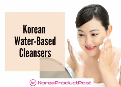 korean cleansers
