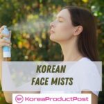 korean face mist