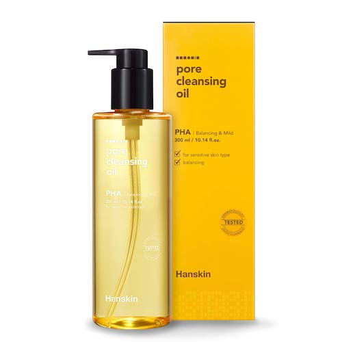 Hanskin cleansing oil