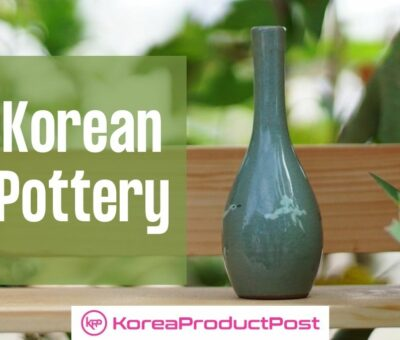 korean pottery