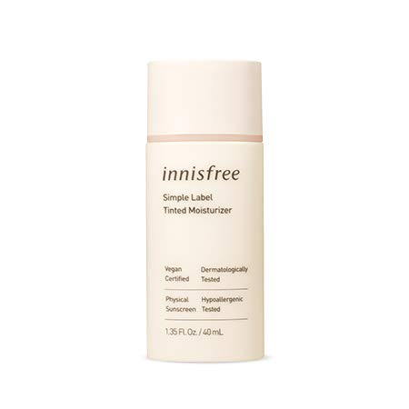 Innisfree Simple Label Tinted Moisturizer
