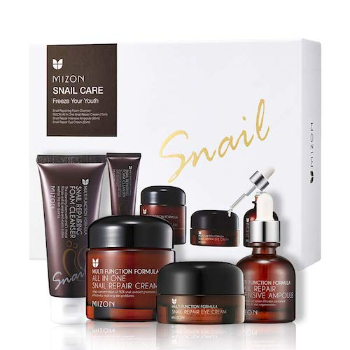 Mizon Snail Care Gift Set