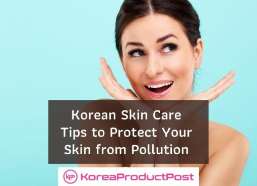 korean skin care pollution