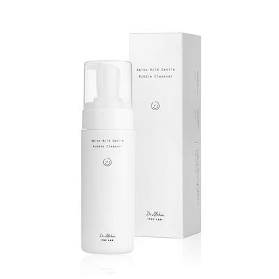 Dr. Althea fall skin care bubble cleanser
