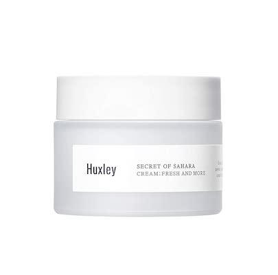 Huxley Secret of Sahara Cream Fresh and More