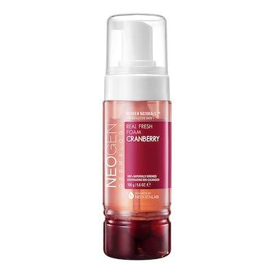 NEOGEN Dermalogy Real Fresh Foam Cranberry