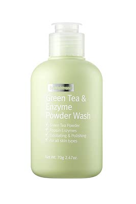 Wishtrend Green Tea Enzyme Powder Wash
