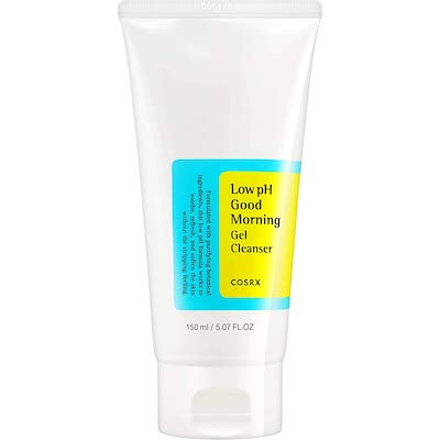 COSRX Low pH Good Morning Gel Cleanser best korean skin care winter