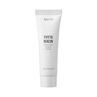 NACIFIC Phyto Niacin Tone Up Cream skin brightening cream k-beauty