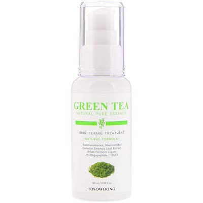 Tosowoong Green Tea Eco Brightening Essence