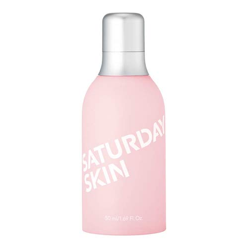 Saturday Skin Daily Dew Hydrating Essence Mist gym beauty bag