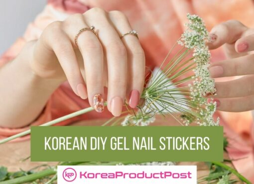 Korean DIY Gel Nail Stickers