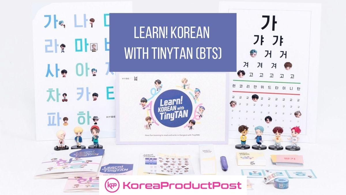 learn korean with tintytan