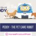 peddy pet care robot